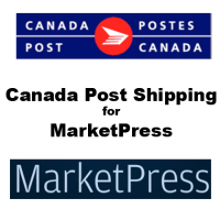 Canada Post Shipping Calculator for MarketPress